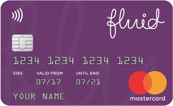 Fluid Credit Card TotallyMoney